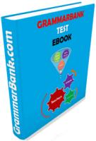 Grammar Test eBook