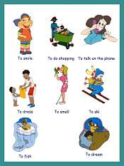 Verbs For Kids