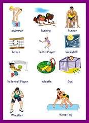 Sports Vocab 3
