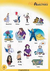 Adjectives Vocabulary 6