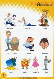 Adjectives Pictures 8