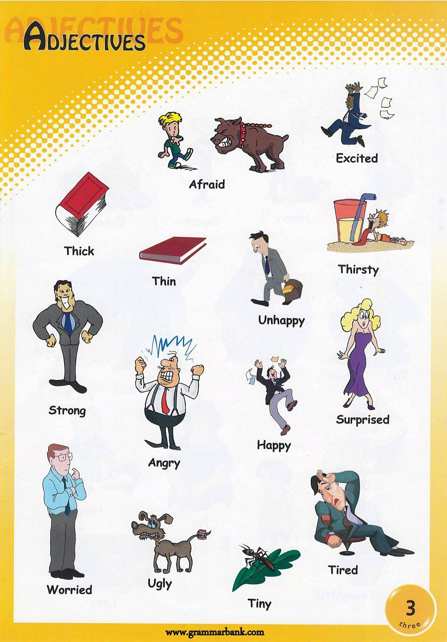Worksheet What Is Adjectives For Kids adjectives pictures download and print pictures