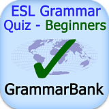 Beginners Grammar Quiz App
