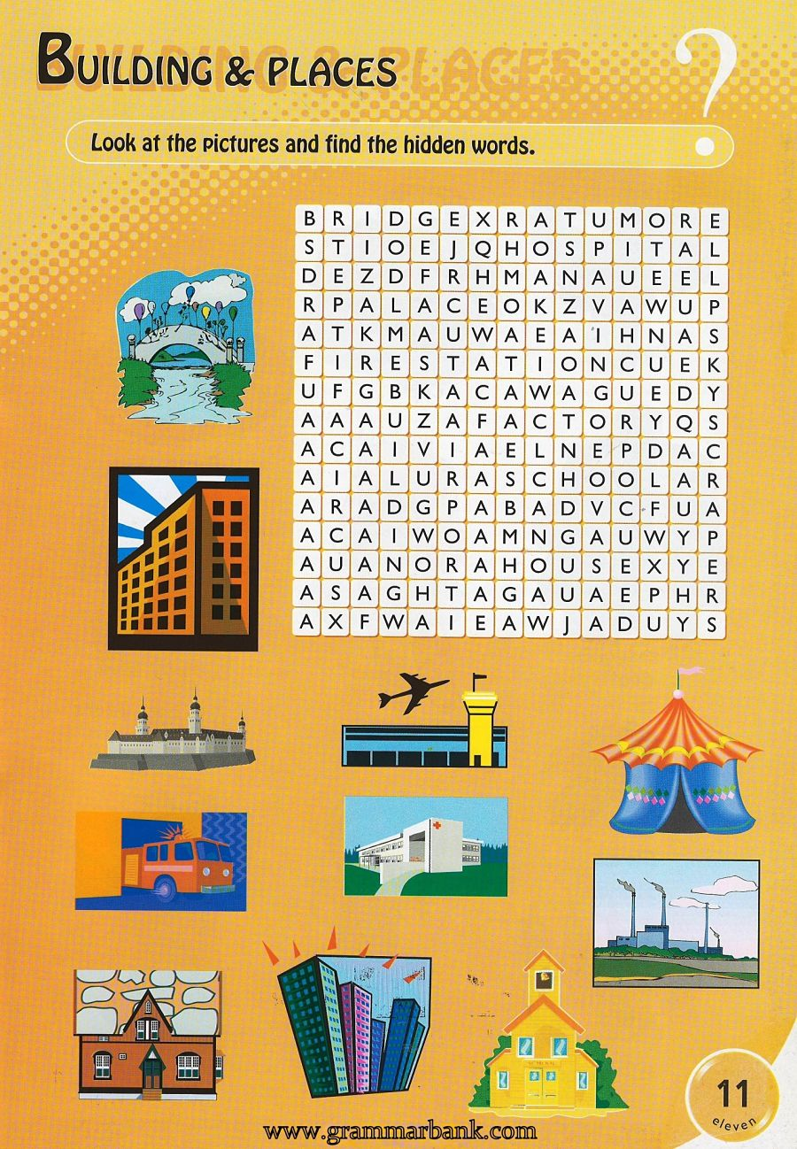 places buildings building wordsearch word place names grammarbank games island desert beach