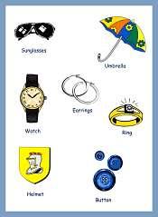 Ropa y Accesorios en Ingles