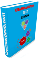 Grammar Test eBook