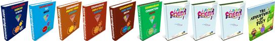 GrammarBank eBooks Set