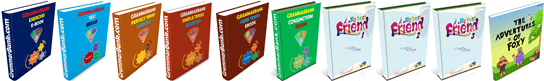 GrammarBank eBooks Set