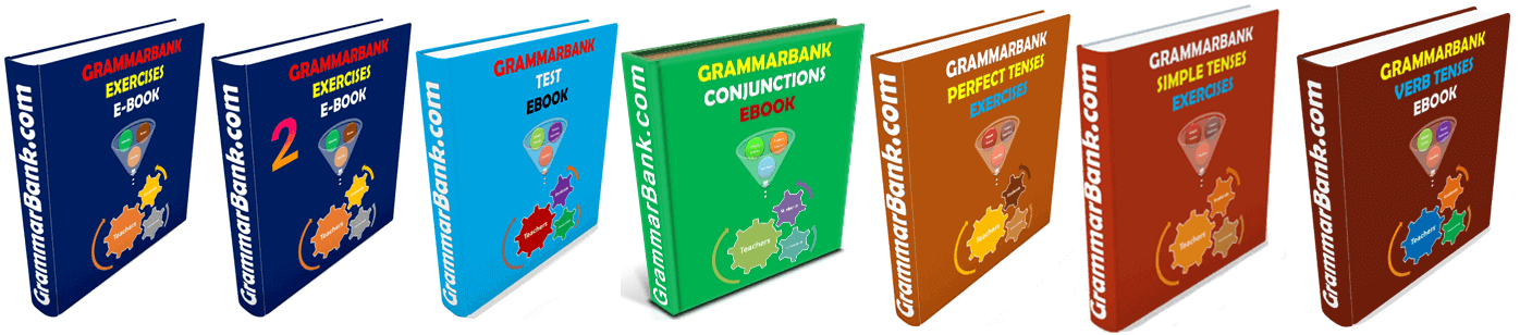 GrammarBank Grammar eBooks Set