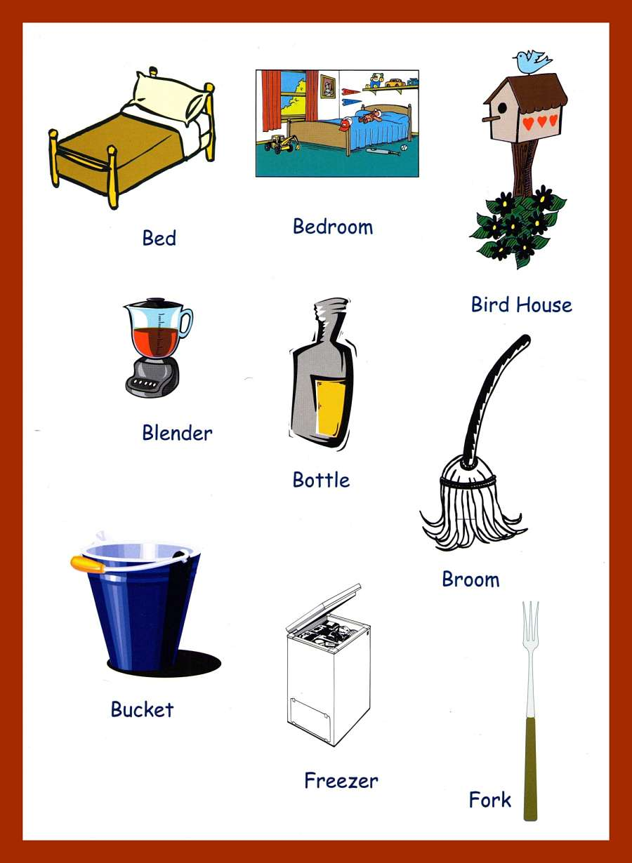vocabulary games for kids: