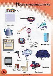 Household Items Pictures 10