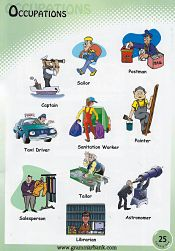 Occupations Pictures for Kids