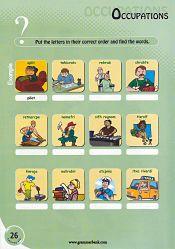 Jeux de Mots Puzzle- Les Professions en Anglais