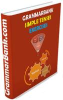 Simple Tenses Exercises eBook