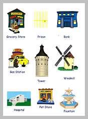Fotos de Edificios en Ingles