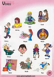 Verbs Pictures For Kids 11