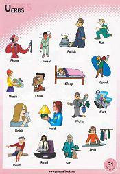 Verbs Pictures 9