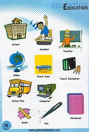 Education / Classroom Vocabulary