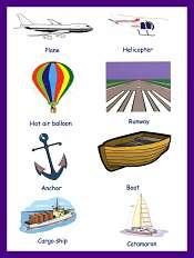 Terminos de Transporte en Ingles 3