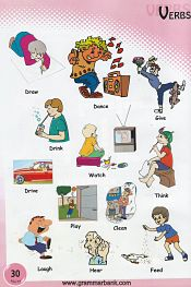 Verbs Pictures For Kids 10